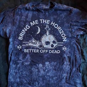 "Bring Me The Horizon ""Better Off Dead"" (Medium)"